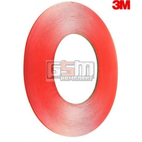 3M™ 9088FL Двухсторонний скотч VHB 3мм х 50м, толщина 0.21 мм, ширина 3мм