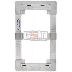 Форма для фиксации модуля при склеивании Scotle Apple iPhone 6S Plus, алюминиевый