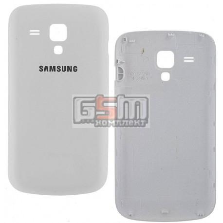 Задняя крышка батареи для Samsung S7562D, белая