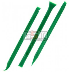 Набор лопаток из пластика повышеной прочности для разборки корпусов 3шт