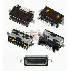 Коннектор зарядки для Xiaomi Mi2, Mi2S, Mi3