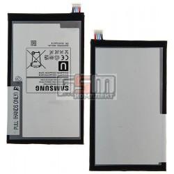 Аккумулятор для планшета Samsung T330 Galaxy Tab 4 8.0, T331 Galaxy Tab 4 8.0 3G, T335 Galaxy Tab 4 8.0 LTE, (Li-ion 3.8V 4450 мА*ч), #EB-BT330FBU