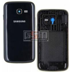 Корпус для Samsung S7262 Galaxy Star Plus Duos, черный