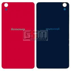 Задняя крышка батареи для Lenovo S850, красная