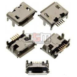 Коннектор зарядки для китайского телефона, универсальный; китайского планшета , тип 8, micro USB