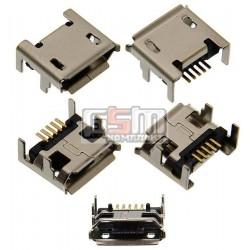 Коннектор зарядки для китайского телефона, универсальный; китайского планшета , тип 4, micro USB