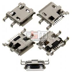 Коннектор зарядки для китайского телефона, универсальный; китайского планшета , тип 5, micro USB