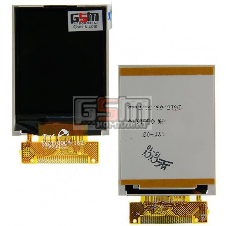Дисплей для Fly DS106, DS113+, 26 pin, #TXDT180CA-162/KQ-DM39711A
