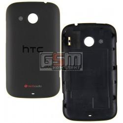 Задняя панель корпуса для HTC A320 Desire C, черная