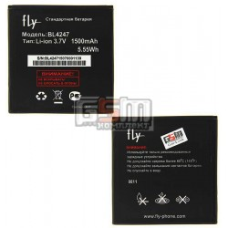 Аккумулятор BL4247 для Fly IQ442 Miracle, оригинал, (Li-ion 3.7V 1600mAh), (P104-D76000-010)