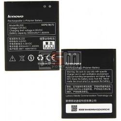 Аккумулятор (BL222) для Lenovo S660,S668t Емкость 3000 мАч Li-Ion