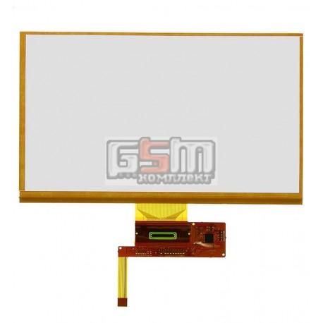 """Tачскрин (сенсорный экран, сенсор) для китайского планшета 7"""", 10 pin, с маркировкой COF0442, для Ainol Novo 7 Paladin, Novo 7 T"""