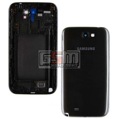 Корпус для Samsung N7100 Note 2, серый