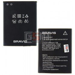 Аккумулятор (GB/T18287-2013) на Bravis NEXT оригинал,(Li-ion 3.8V 1700mAh)