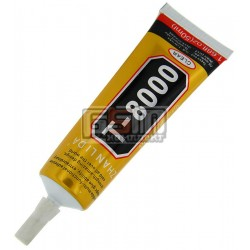 Клей силиконовый T-8000 50мл с дозатором