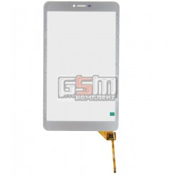 "Tачскрин (сенсорный экран, сенсор) для китайского планшета 8"", 6 pin, с маркировкой, MB806M6, HLD-PG802S, HLD-PG802S-R4, HLD-PG8"