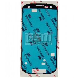 Стикер тачскрина панели (двухсторонний скотч) для Samsung I9300 Galaxy S3, I9305 Galaxy S3