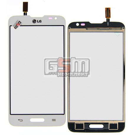 Тачскрин для LG D320 Optimus L70, D321 Optimus L70, MS323 Optimus L70, белый