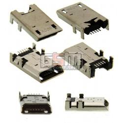 Коннектор зарядки для планшета Asus FonePad 7 ME373CG (1Y003A), FonePad HD7 ME372, FonePad HD7 ME372CG K00E, MeMO Pad 10 ME102A,