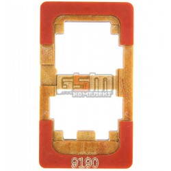 Форма для фиксации модуля при склеевании Scotle для Samsung i9190 Galaxy S4 Mini