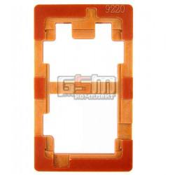 Форма для фиксации модуля при склеевании Scotle для Samsung N7000/i9220 Galaxy