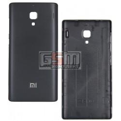 Задняя крышка батареи для Xiaomi Red Rice 1S, черная