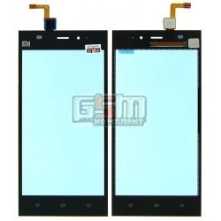 Тачскрин для Xiaomi Mi3, черный
