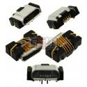 Коннектор зарядки для Blackberry 9380, 9790, 5 pin, micro-USB тип-B