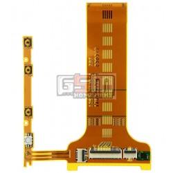 Шлейф для Sony Ericsson LT30p Xperia T, межплатный, боковых клавиш, кнопки камеры, с компонентами