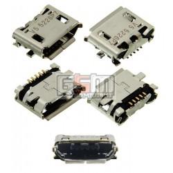 Коннектор зарядки для Nokia N900, оригинал, (5407351)