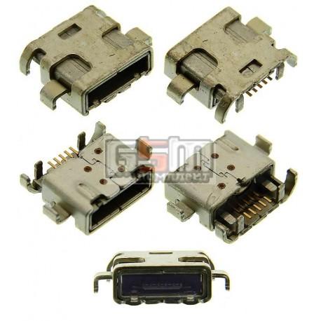 Коннектор зарядки для Sony Ericsson LT30p Xperia T; Sony MT27i Xperia Sola