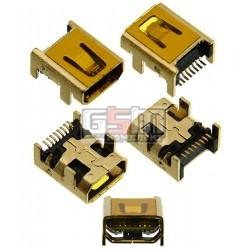 Коннектор зарядки для китайского телефона, универсальный, 8 pin