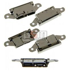 Коннектор зарядки для Samsung G900A Galaxy S5, G900F Galaxy S5, G900H Galaxy S5, G900M Galaxy S5, G900T Galaxy S5