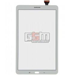 Тачскрин для планшета Samsung T560 Galaxy Tab E 9.6, T561 Galaxy Tab E, T567, белый, #MCF-096-2205