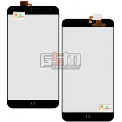 """Тачскрин для Meizu MX4 5.3"""", черный"""