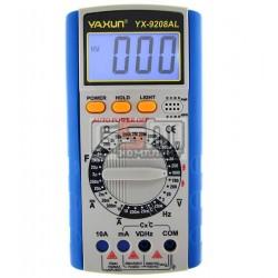 Мультиметр YaXun DT-9208AL