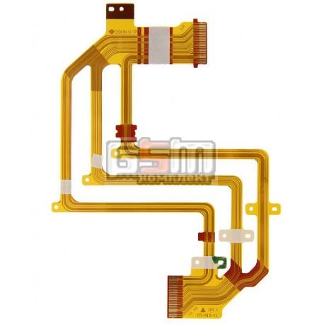 Шлейф для Sony DCR-HC3E, дисплея