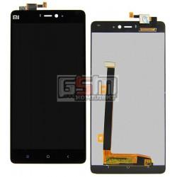 Дисплей для Xiaomi Mi4i, черный, original (PRC), с сенсорным экраном (дисплейный модуль)