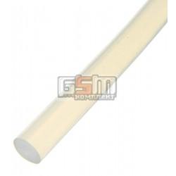 Термоклей силиконовый, белый, диаметр 11мм, длинна 30см