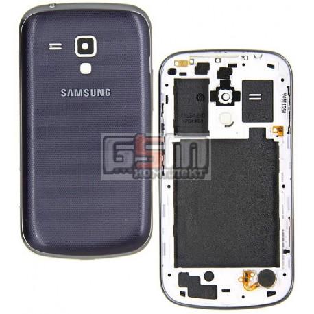 Корпус для Samsung S7562D, синий
