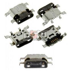 Коннектор зарядки для Sony D2302 Xperia M2 Dual, D2303 Xperia M2, D2305 Xperia M2, D2306 Xperia M2