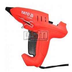 Клеющий пистолет Yato YT-82401 400W (с регулировкой температуры)