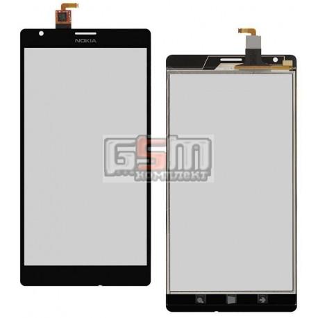 Тачскрин для Nokia 1520 Lumia, черный