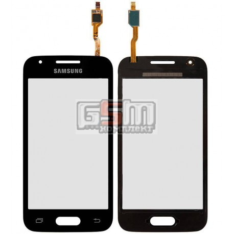 Тачскрин для Samsung G313HN Galaxy Ace 4, G313HU Galaxy Ace 4 Duos, серый