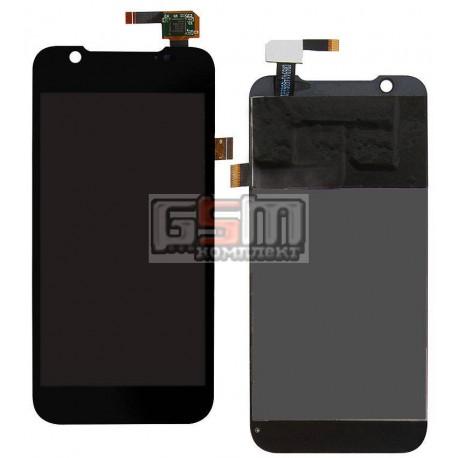 Дисплей для ZTE Grand X Pro, V985 Grand Era, черный, с сенсорным экраном (дисплейный модуль)
