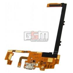 Шлейф для LG D820 Nexus 5 Google, D821 Nexus 5 Google, коннектора зарядки, с компонентами