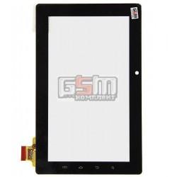 """Tачскрин (сенсорный экран, сенсор) для китайского планшета 7"""", 30 pin, с маркировкой 300-N3690P-A00-V1.0, DLW-CTP-003, для Targa"""