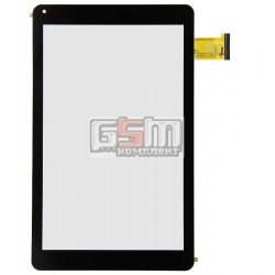 """Tачскрин (сенсорный экран, сенсор) для китайского планшета 10.1"""", 50 pin, с маркировкой YTG-G10057-F1, для Bravis NP 104 3G, раз"""