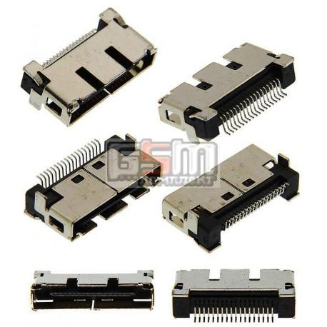 Коннектор зарядки для Samsung D730, E530, I320, X810