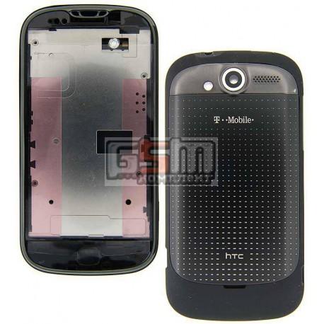 Корпус для HTC myTouch 4G, черный